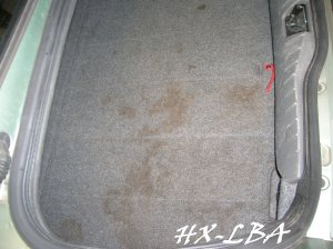 nettoyer ciel de toit voiture